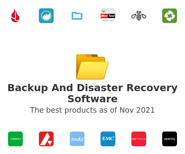 Backup And Disaster Recovery Software