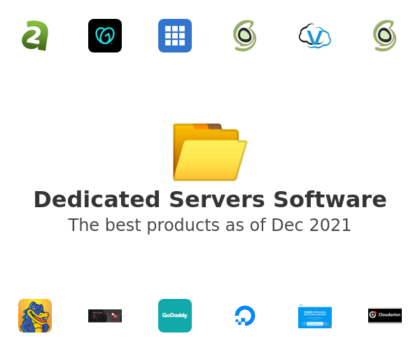 Dedicated Servers Software