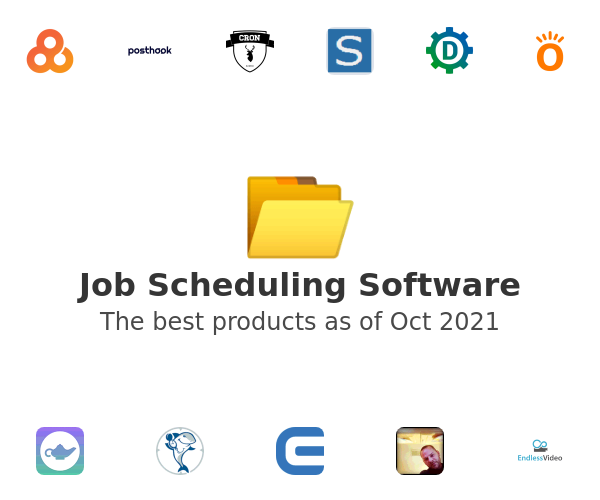 Job Scheduling Software