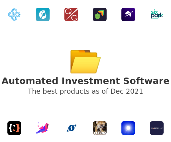 Automated Investment Software