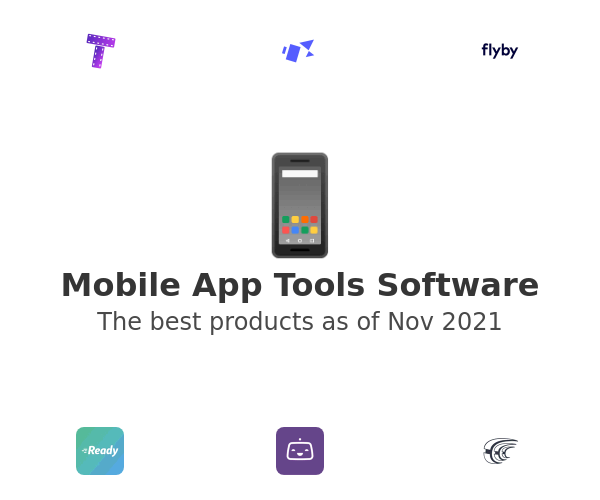 Mobile App Tools Software