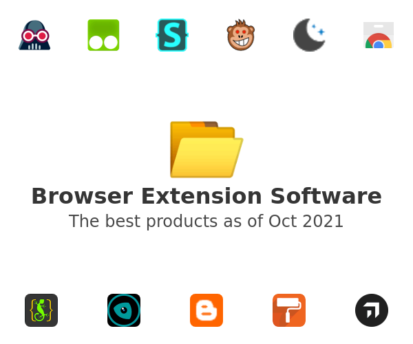 Browser Extension Software