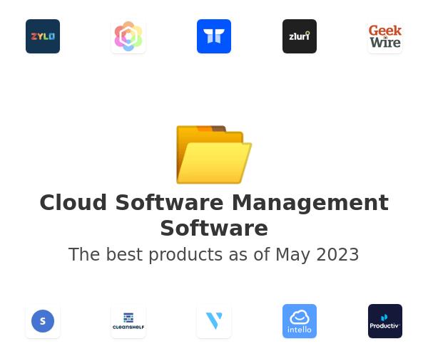 Cloud Software Management Software