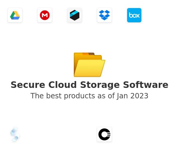 Secure Cloud Storage Software