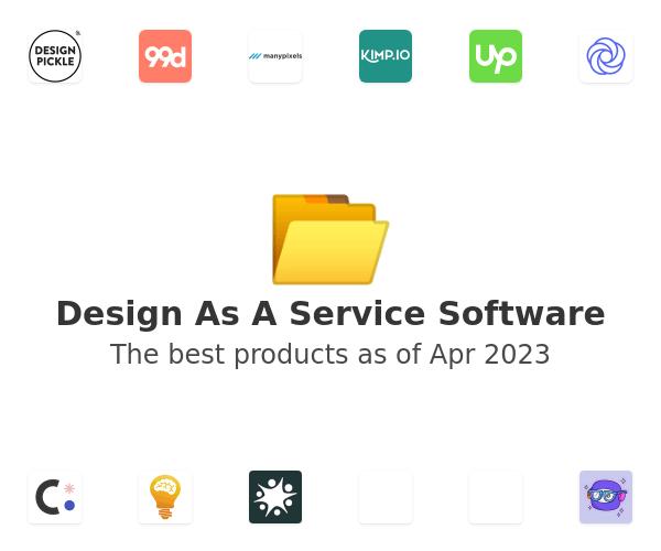 Design As A Service Software