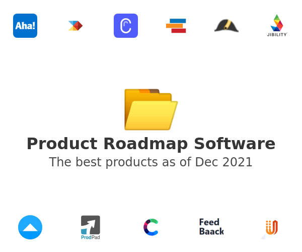 Product Roadmap Software