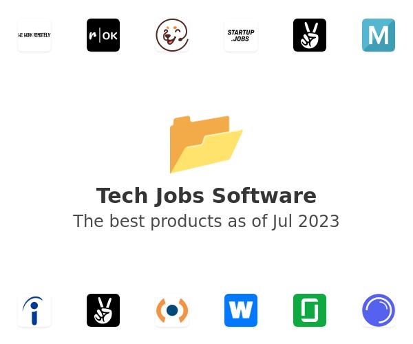 Tech Jobs Software