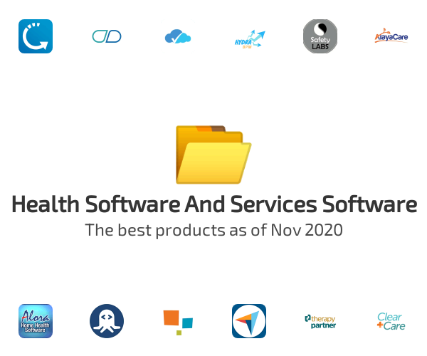 Health Software And Services Software