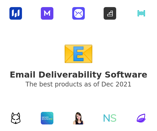 Email Deliverability Software