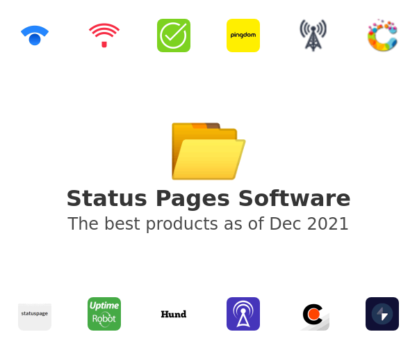 Status Pages Software