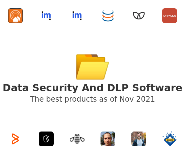 Data Security And DLP Software