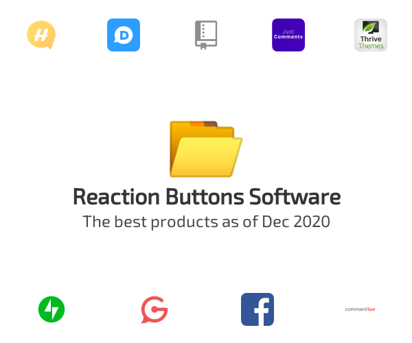 Reaction Buttons Software