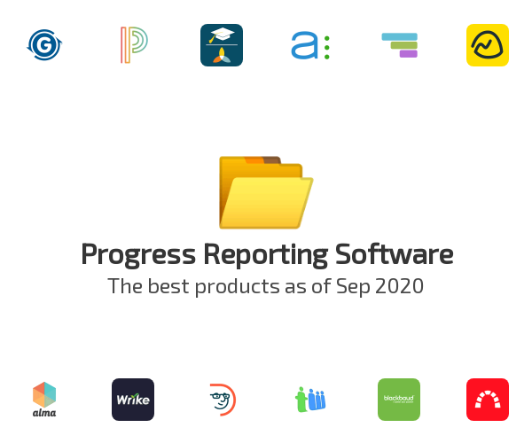 Progress Reporting Software