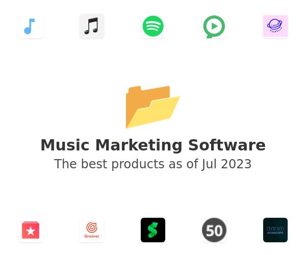 Music Marketing Software