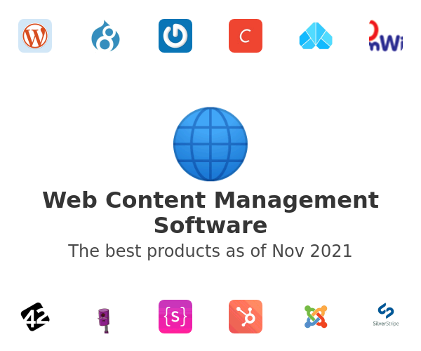 Web Content Management Software
