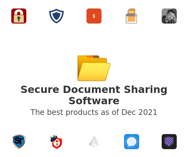 Secure Document Sharing Software