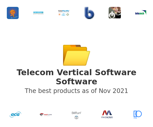 Telecom Vertical Software Software