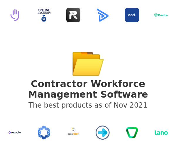 Contractor Workforce Management Software