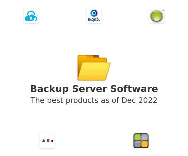 Backup Server Software