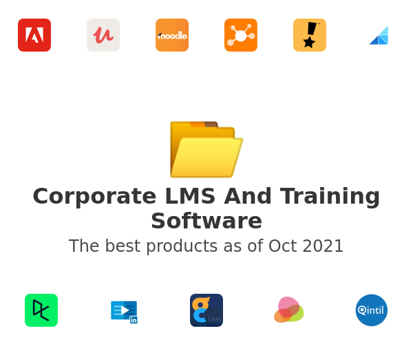 Corporate LMS And Training Software