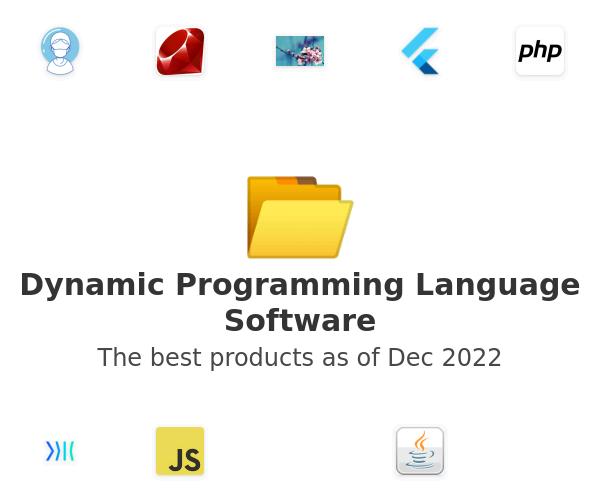 Dynamic Programming Language Software