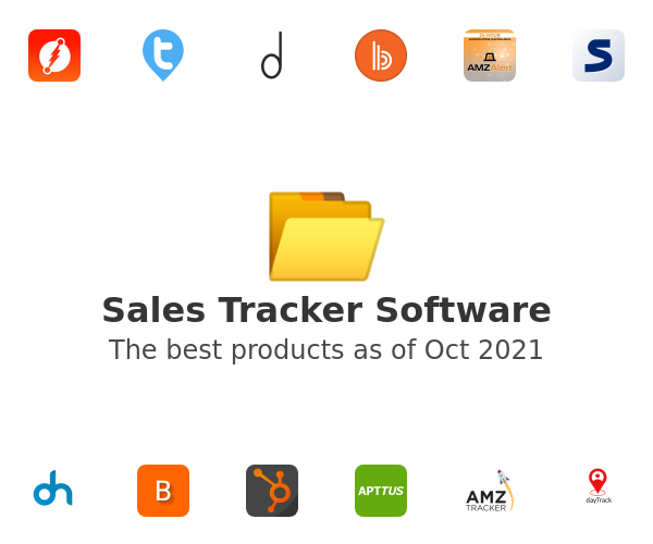 Sales Tracker Software