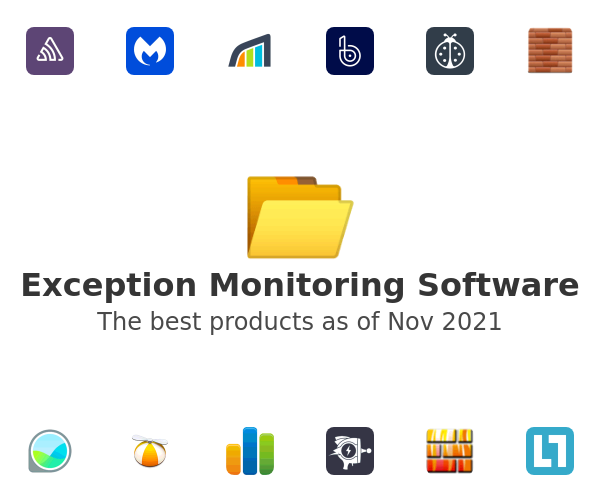 Exception Monitoring Software