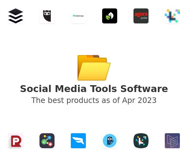 Social Media Tools Software