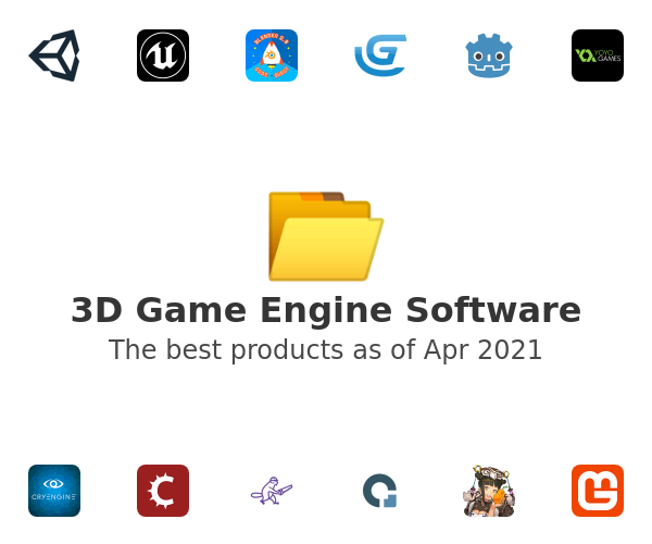 3D Game Engine Software
