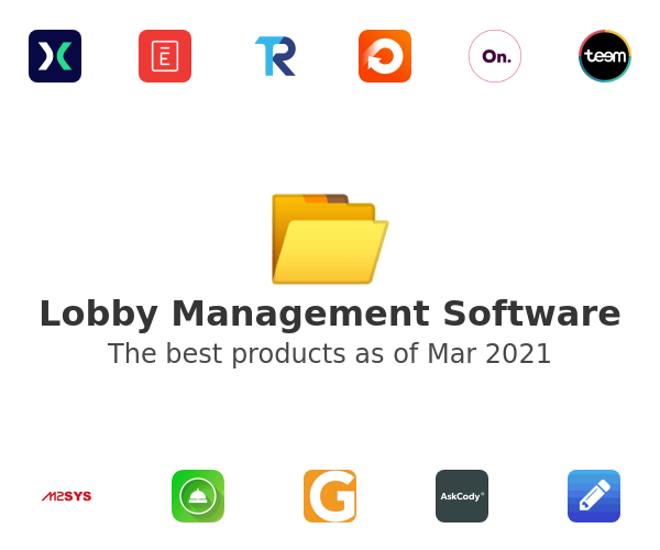 Lobby Management Software