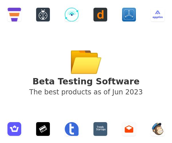 Beta Testing Software