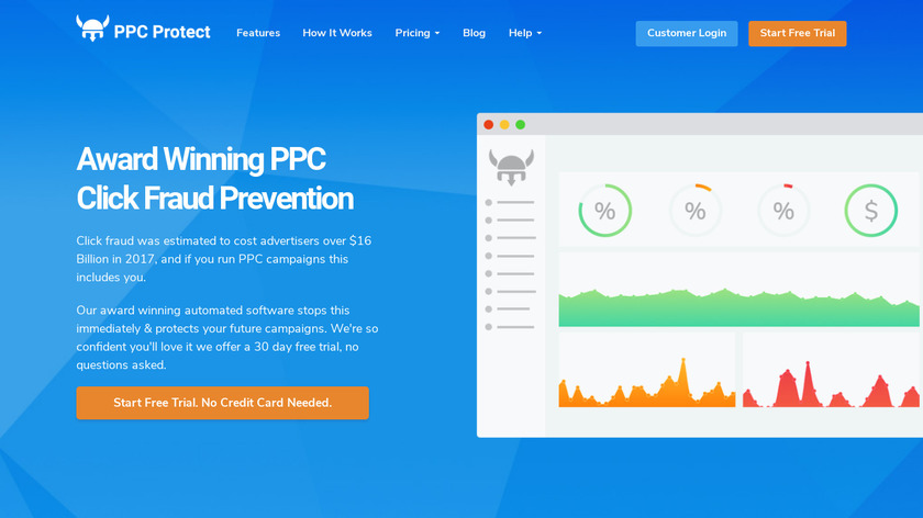 PPC Protect Landing Page