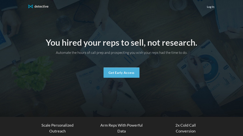 Charlie Landing Page