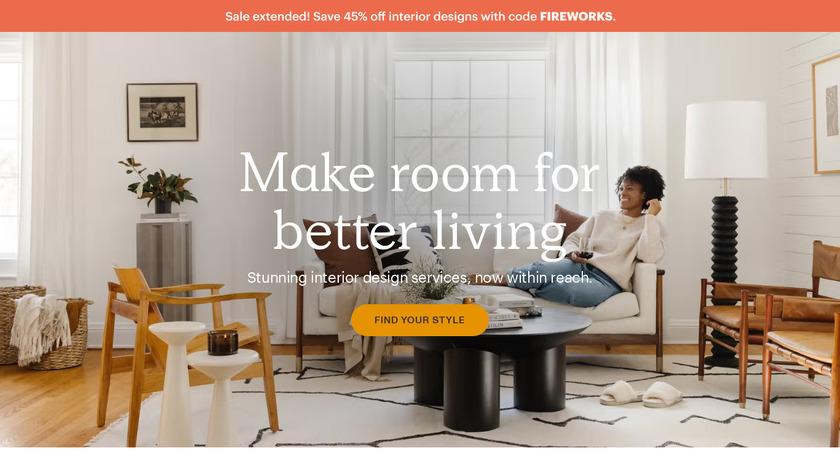 Havenly Landing Page