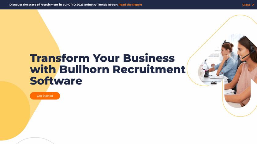 Bullhorn Landing Page