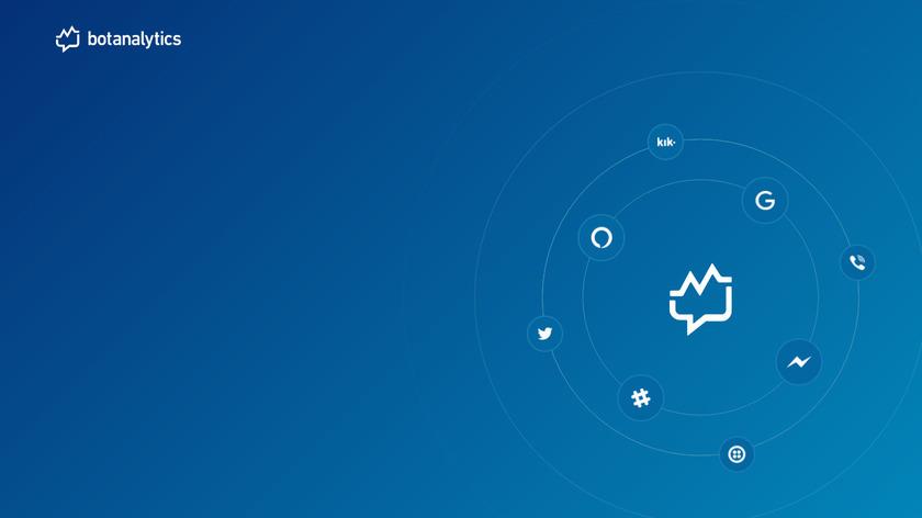 Bot Analytics Landing Page