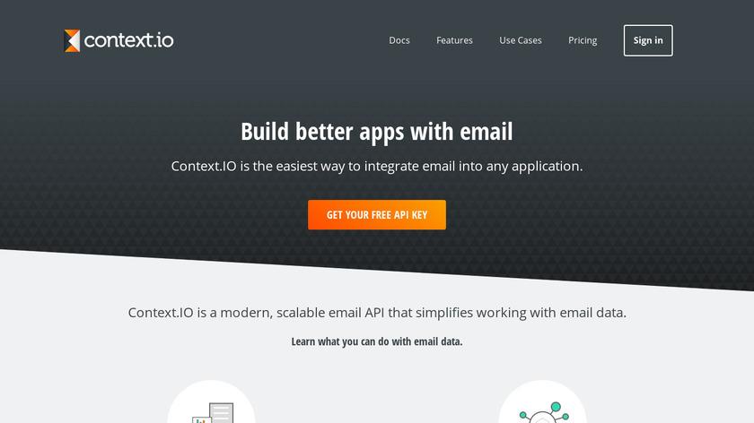Context.io Landing Page