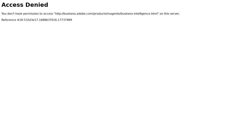 RJ Metrics Landing Page