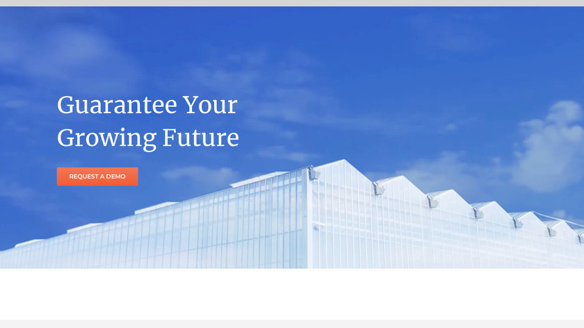 Agrilyst Landing Page