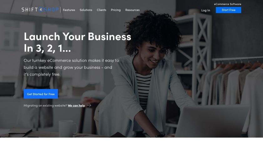 3dcart Landing Page