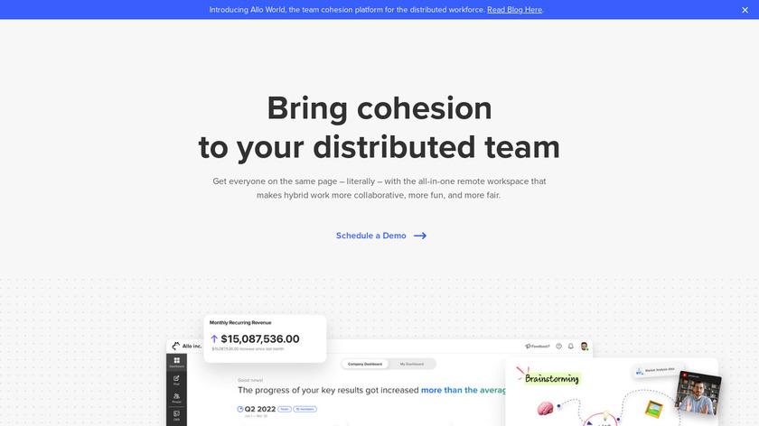 BeeCanvas Landing Page
