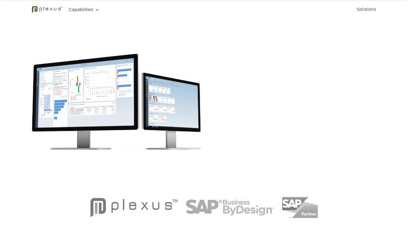 Plexus Landing Page