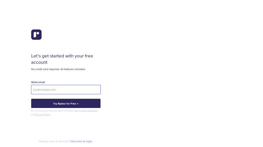 Xpenditure Landing Page