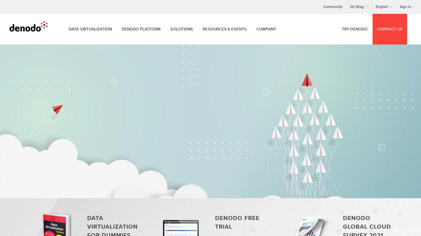 Denodo Landing Page