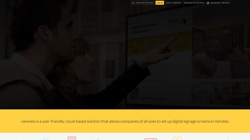 viewneo Landing Page