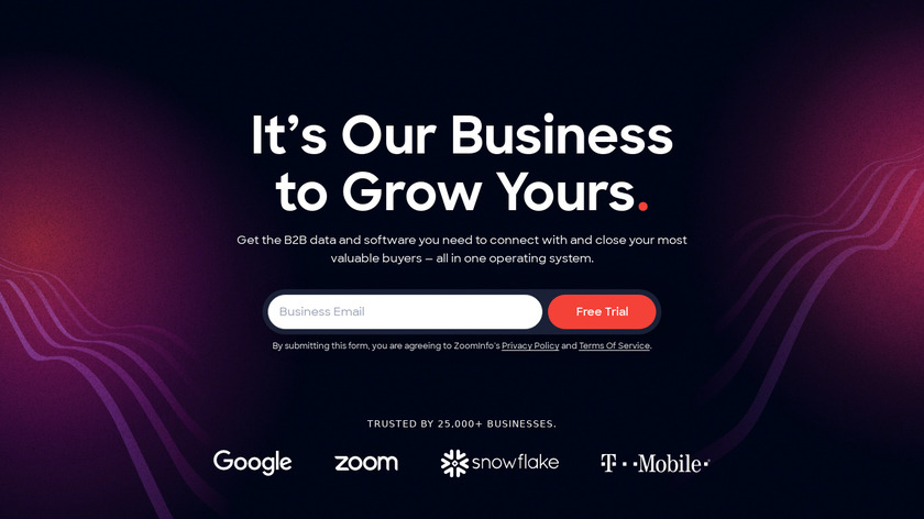 ZoomInfo Landing Page