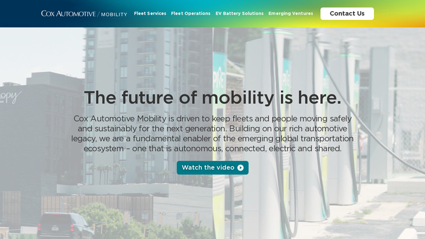 Clutch Landing Page