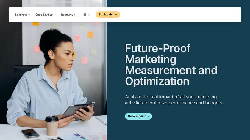AdTriba Landing Page