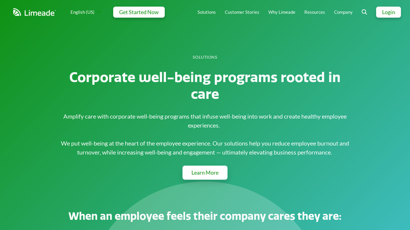 Sitrion ONE Landing Page