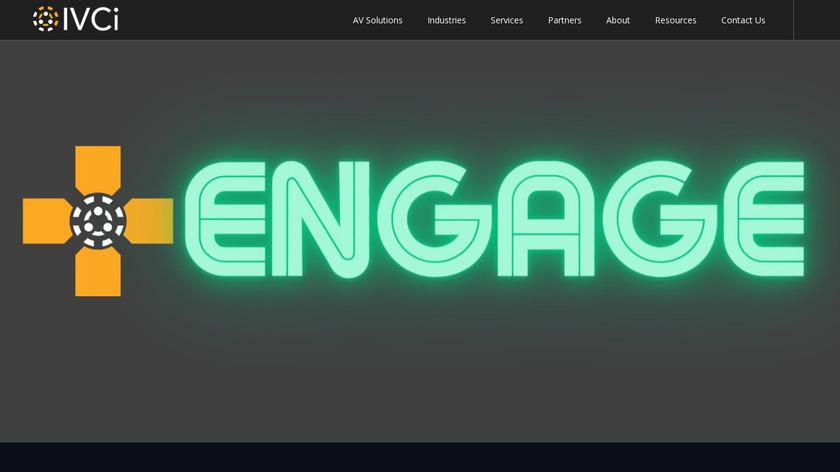 IVCi Landing Page